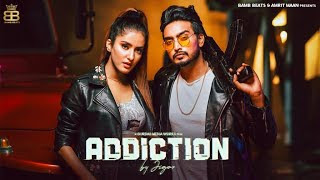 ADDICTION (एडिक्शन Lyrics in Hindi) - Jigar
