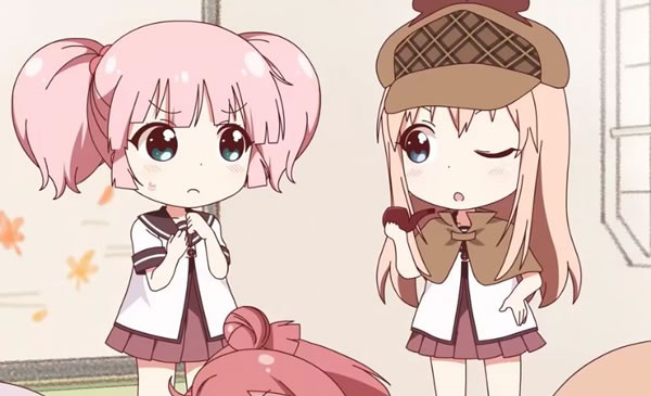 Mini Yuri Episodio 04