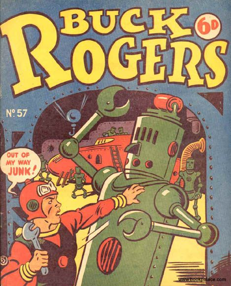 Buck Rogers in The 25th Century for sale online | eBay