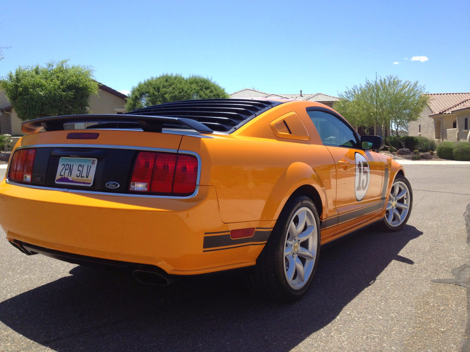 Jones Ford Buckeye >> 2007 Saleen Limited Edition Mustang Boss 302 ~ For Sale American Muscle Cars