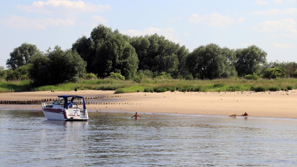 Gipsy 5 Kanal Von Oldenburg nach Bremen