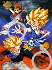 Dragon Ball GT Batch Subtitle Indonesia
