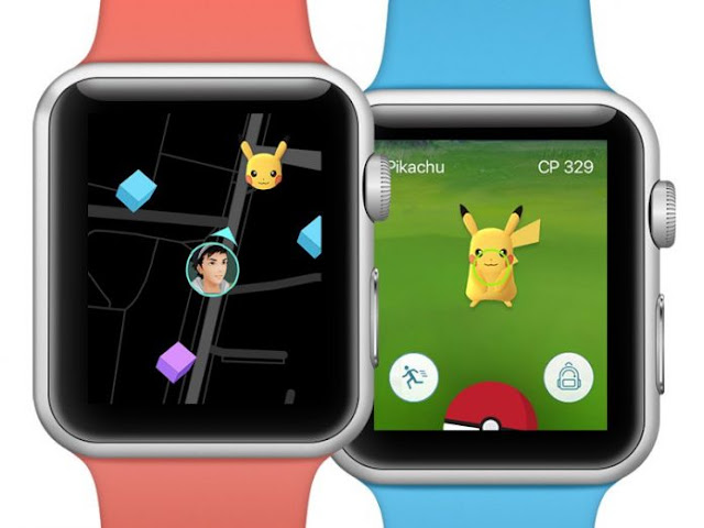 Pokémon Go is coming to Apple Watch, Incredible Features announced 1