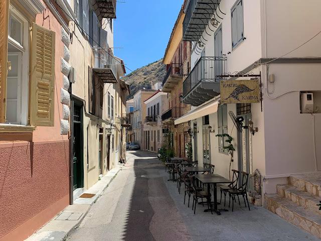 Δ. Κωστούρος: Ξεκινάει η ανάπλαση τμήματος της παλιάς πόλης του Ναυπλίου
