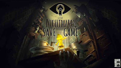 little nightmares save file