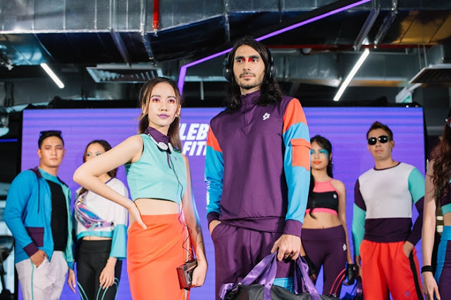 Celebrity Fitness Fahrenheit88, Celebrity Fitness, Celebrity Fitness Malaysia, Celebrity Fitness Club, Dare To Be Bold, Celebrity Fitness's Athleisure Collection, Fitness, Fashion, Street Style, Fahrenheit88