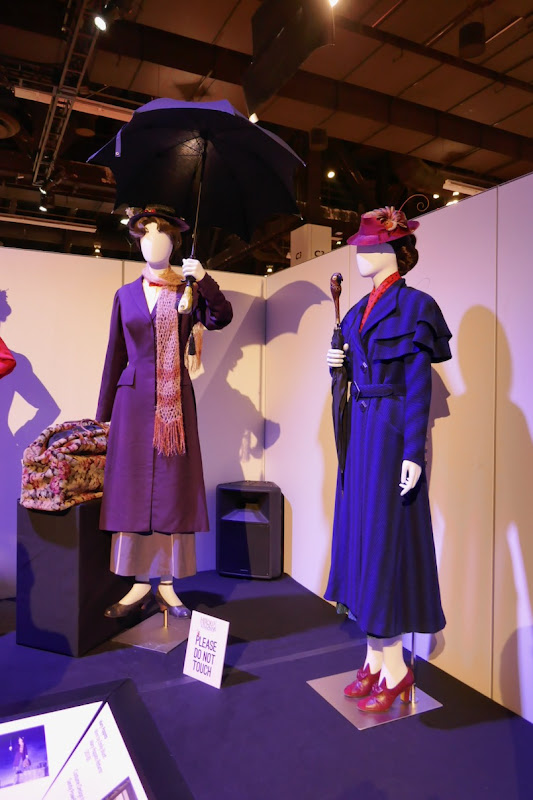 Disney Mary Poppins movie costumes