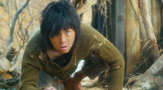 the werewolf boy, Chul soo first discovered