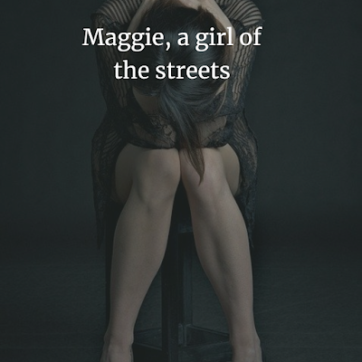 Maggie, a girl of the streets Novel