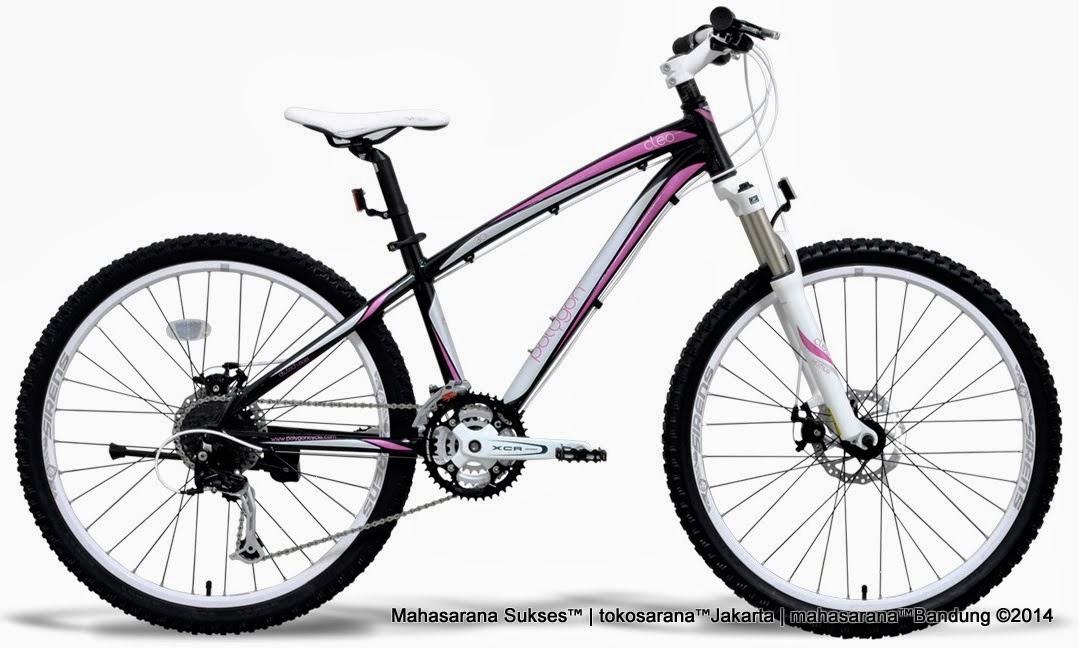 tokosarana™ | Mahasarana Sukses™: Sepeda Gunung Perempuan