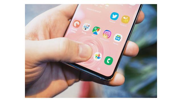 التشغيل Android 9 وواجهة Samsung الجديدة المسماة ONE UI