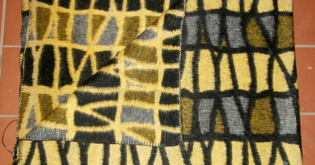 das wolldecken museum bunte wolldecken aus den 50er 60er und 70er jahren wolldecken mit dem. Black Bedroom Furniture Sets. Home Design Ideas