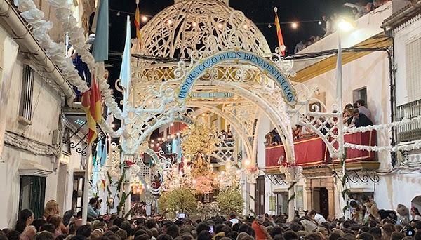 The Pastor of Cantillana postpones her extraordinary departure due to the coronavirus