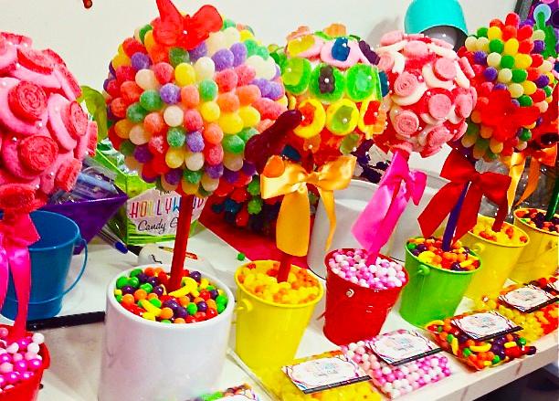 Pleasing Candy Centerpieces Candy Decor Candy Land Theme Parties Beutiful Home Inspiration Xortanetmahrainfo