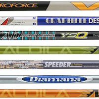 Golf Driver Shafts