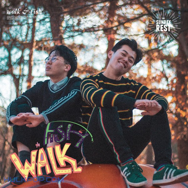 Sundayrest – Walk & Fish – Single