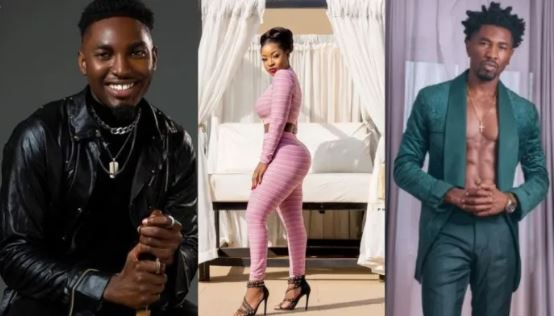 """""""It Is Jackie B I Want, So Step Back For Me"""" - Jaypaul Tells Boma"""