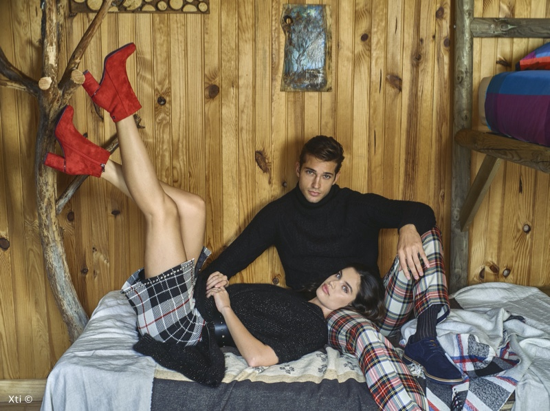 XTI Shoes Fall/Winter 2019 Campaign