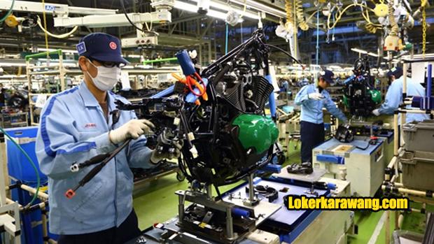 Pabrik Yamaha Indonesia