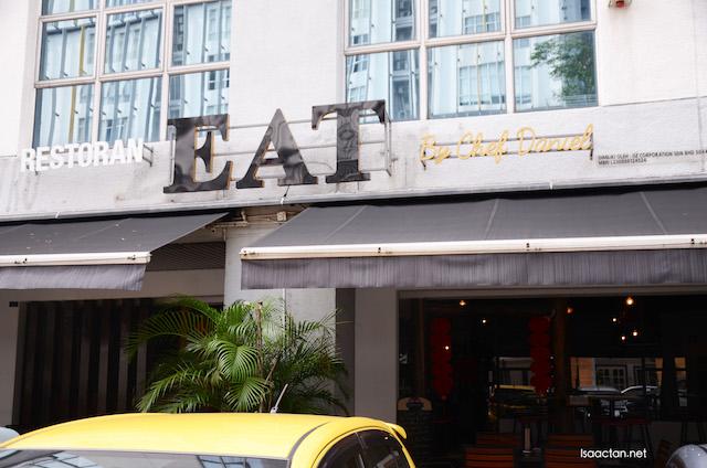 Restaurant EAT @ Dataran Prima, Petaling Jaya, Selangor