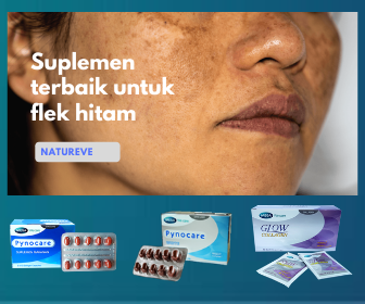 suplemen megawecare untuk flek hitam pynocare, pynocare white, glow collagen