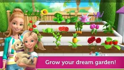 تحميل لعبة barbie dream house مهكرة