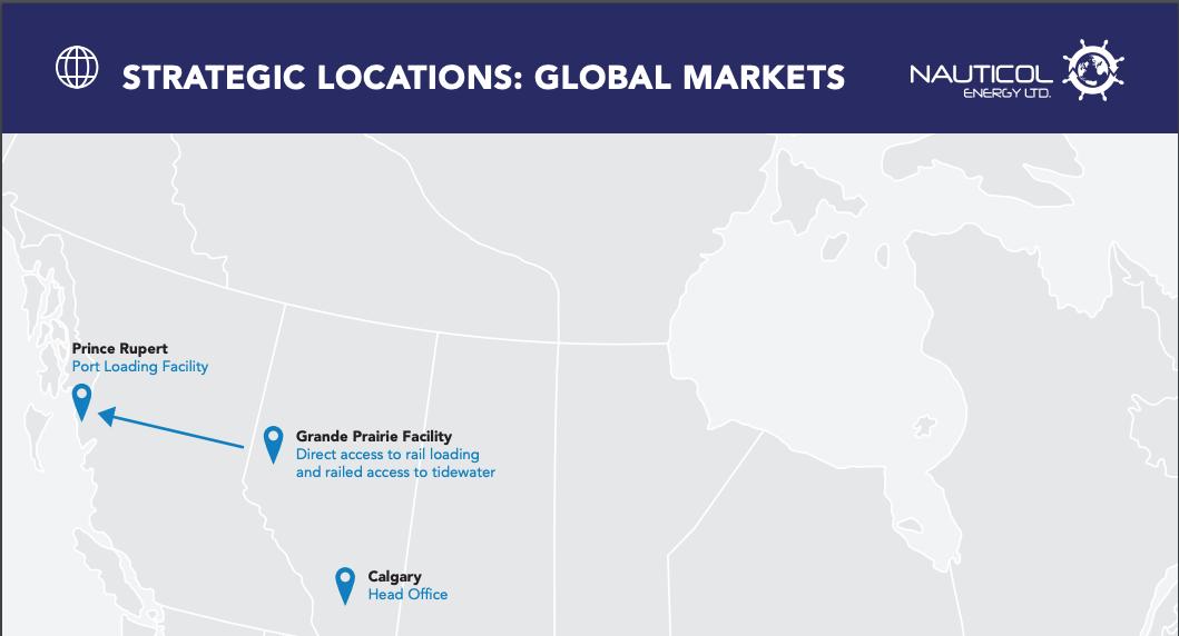 North Coast Review: Alberta methanol plant to ship product