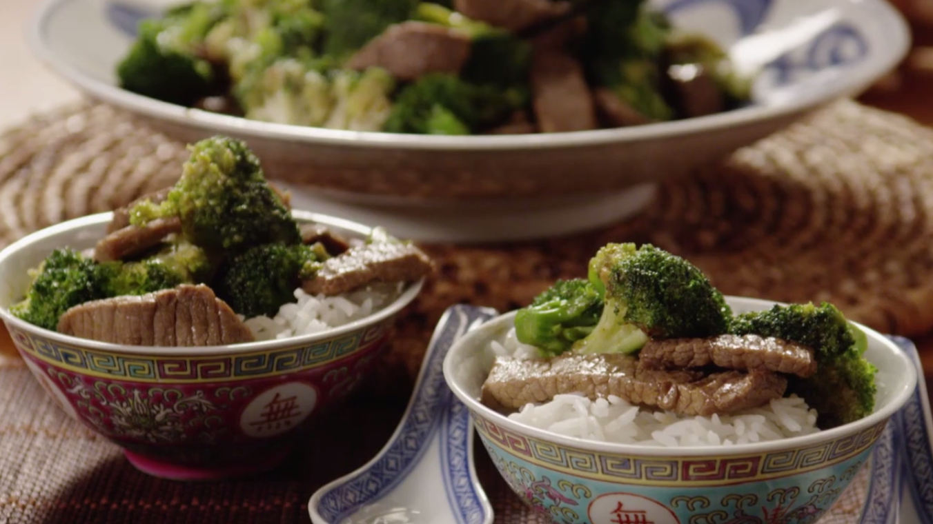 Restaurant Style Beef Broccoli Stir-Fry - Health Guide 911-5618