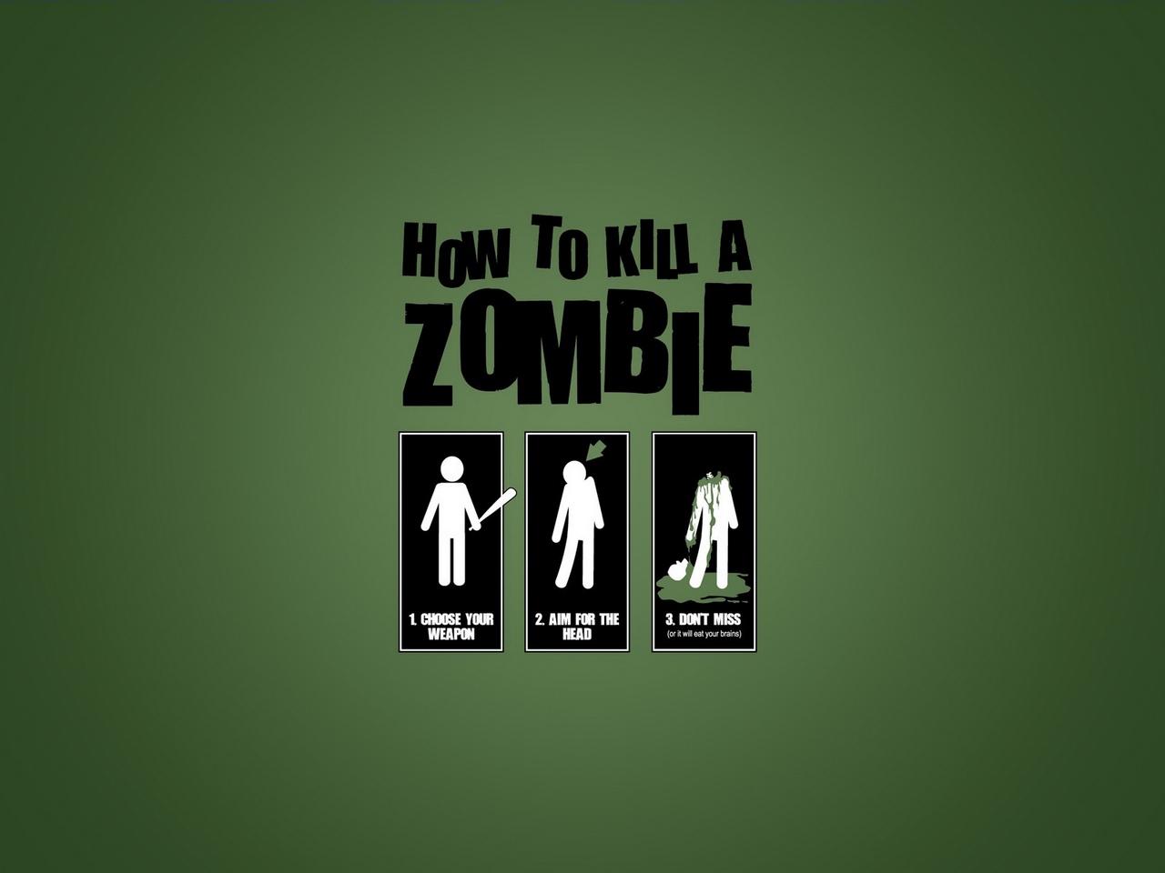 zombie, bit, how to kill zombie