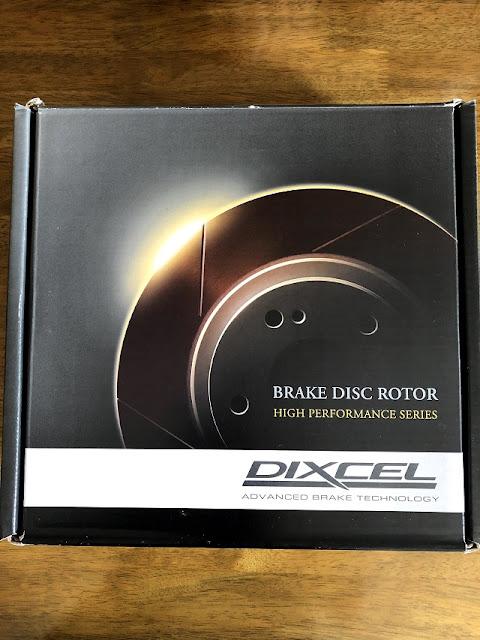 DIXCELブレーキローター SD type