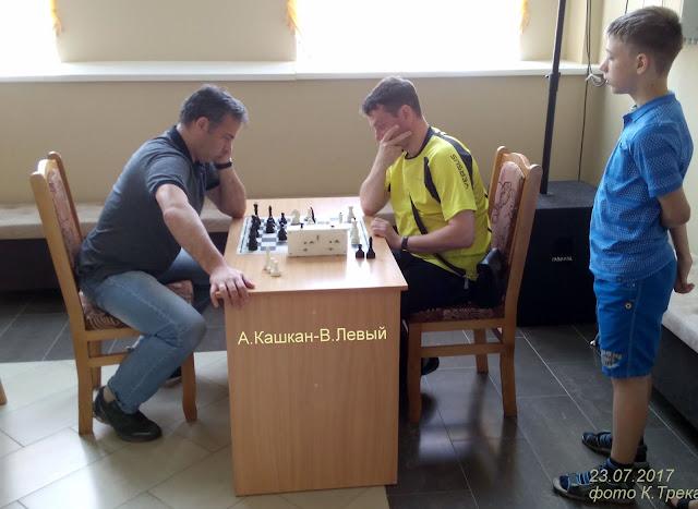 Международный день шахмат Вороново 2017