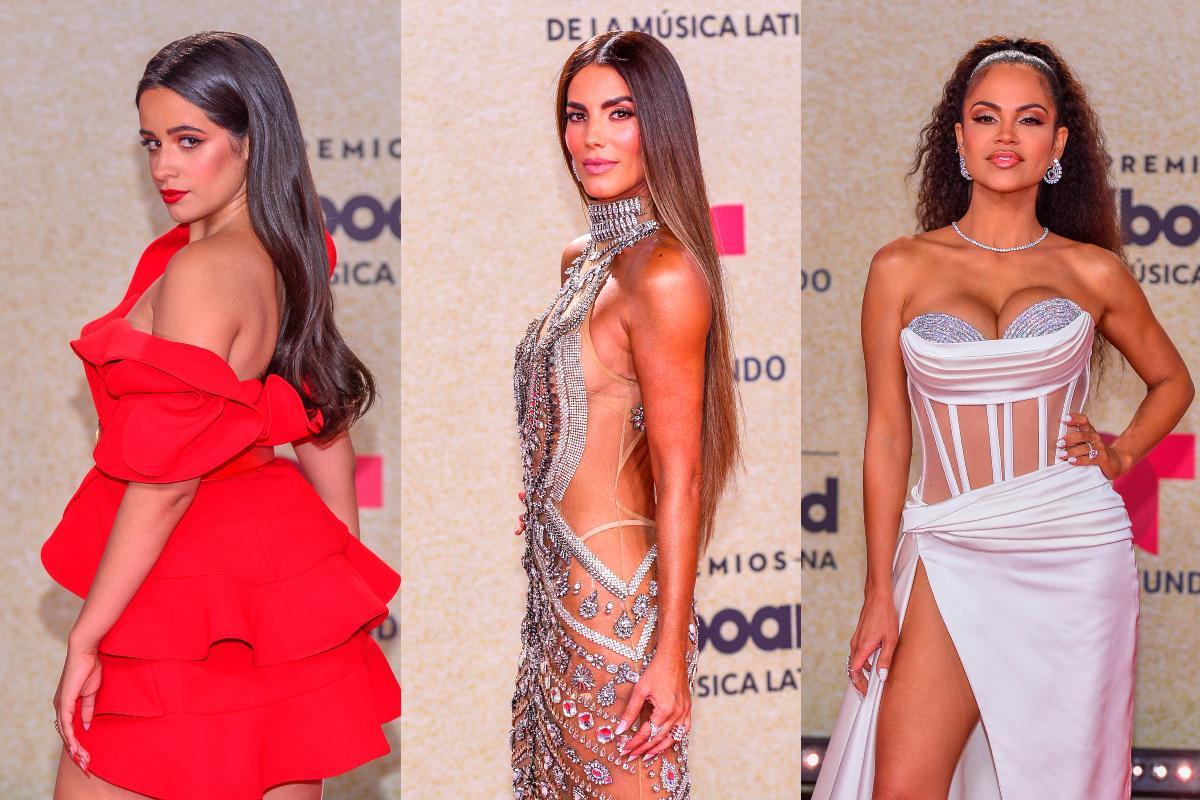 Lo mejor de la alfombra roja de los Billboard Latinos 2021