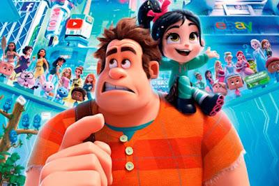 Películas Infantiles Grinch Ralph