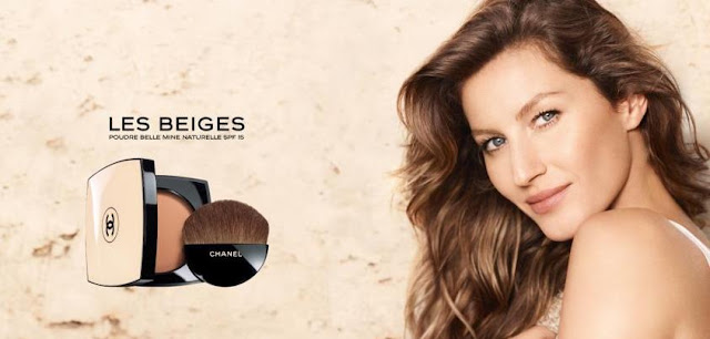 Les Beiges Chanel Ad Campaign Featuring Gisele