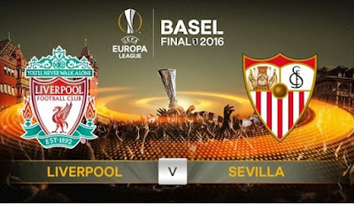 Live Streaming Keputusan Liverpool Vs Sevilla