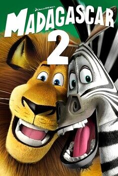 Madagascar 2: A Grande Escapada Torrent - BluRay 1080p Dual Áudio