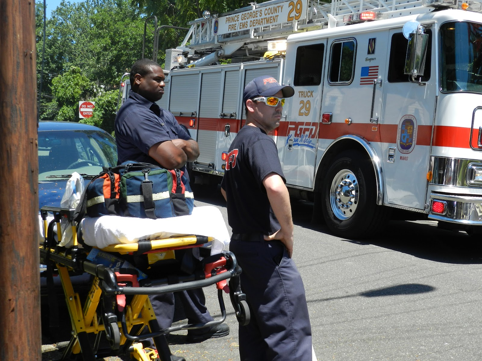 Prince George's County Fire/EMS Department: Jul 13, 2012