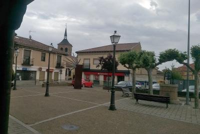 Mansilla de las Mulas, Camino, Jola Stepień