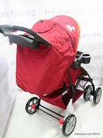 3 BabyDoes CH415 SkyLine LightWeight Baby Stroller