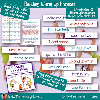 https://www.teacherspayteachers.com/Product/Dolch-Warm-Up-Phrases-Pre-primer-level-264900?utm_source=blog%20post%20reading%20accurately&utm_campaign=dolch%20preprimer