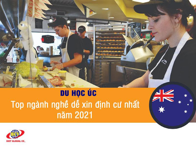 Du học Úc: Top ngành nghề dễ xin định cư nhất năm 2021