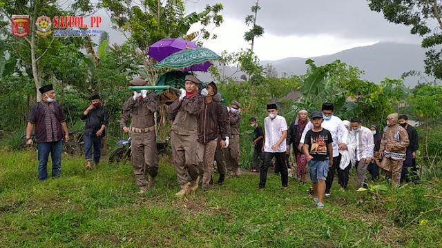 Apel Persada Pemakaman Kepala Dinas Tanaman Pangan dan Hortikultura Kabupaten Lampung Barat Alm. Yedi Ruhyadi, S.P.