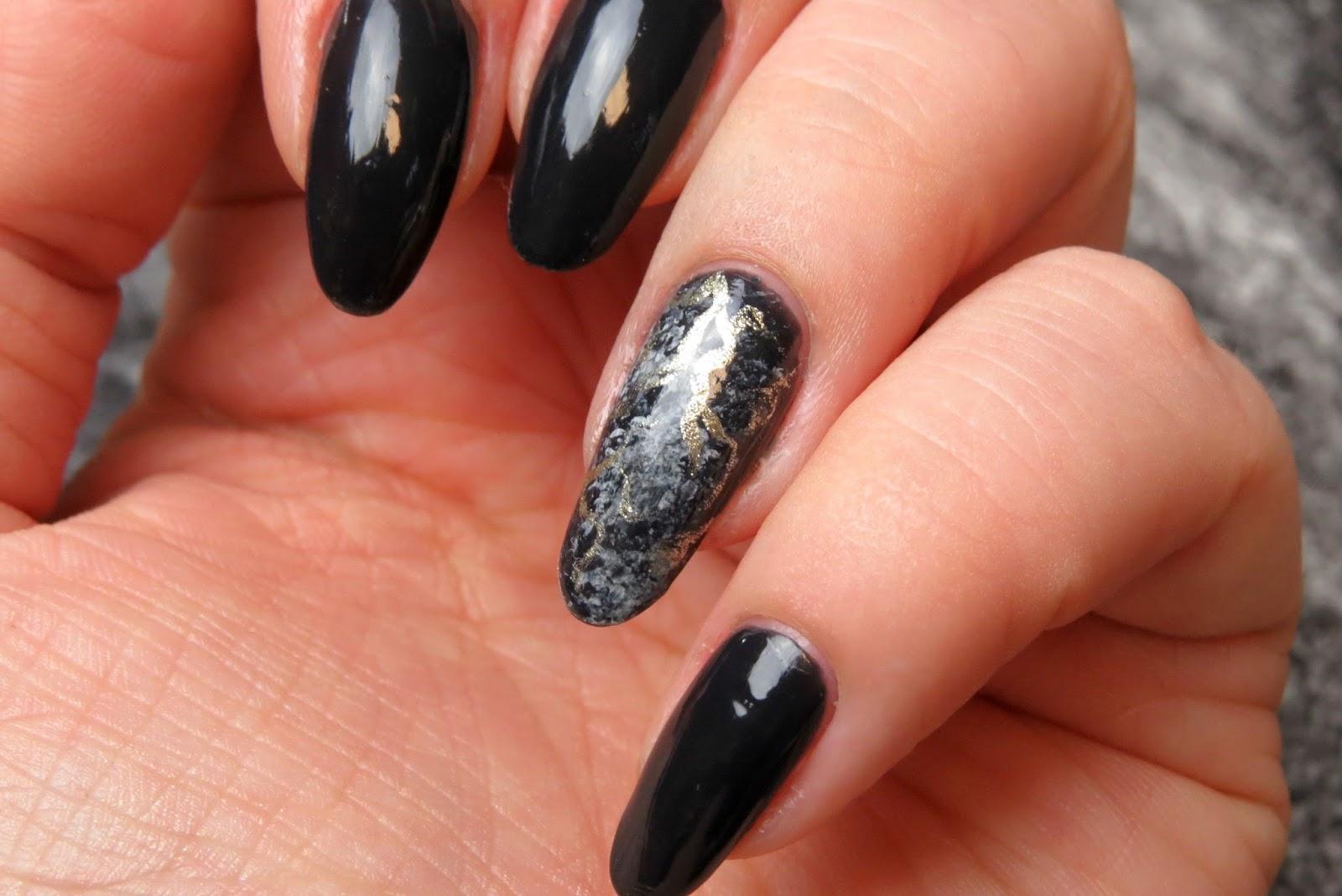 Nail Art: Trendy Accent Nail | Kaitlyn Elisabeth Beauty