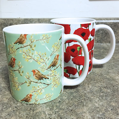 Society6 11 oz mug duo