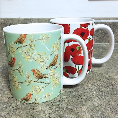 Society6 11 oz mug duo