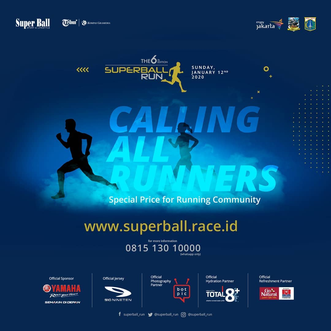 Superball Run • 2020
