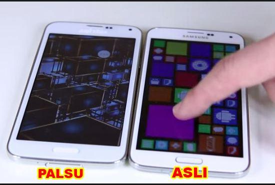 Cara Mudah Cek Keaslian Hp Samsung Galaxy Asli Atau Palsu Android
