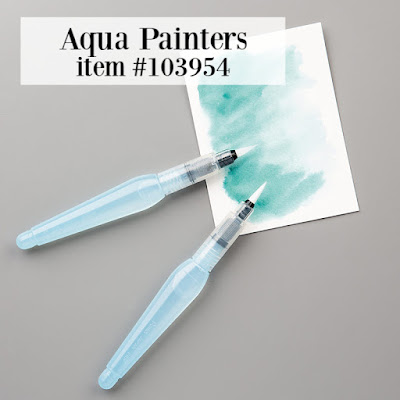 Aquapainters - set of 2 -  item #103954 - shop with Nicole Steele