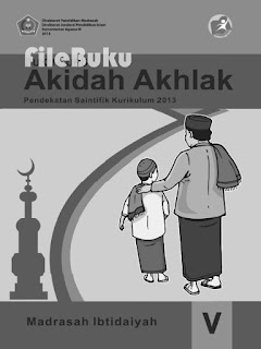 Akidah Akhlak Buku Guru Kelas 5-V Kurikulum 2013 Revisi