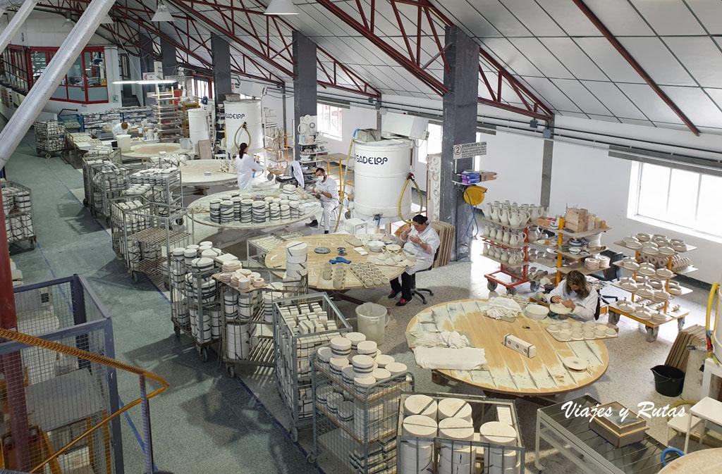 Fábrica de Sargadelos, Cervo, Lugo